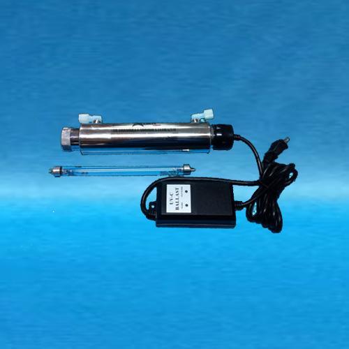 ชุดหลอด UV 11W สำหรับเครื่องกรองน้ำ