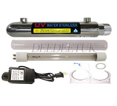 ชุดหลอดยูวี UV-12 วัตต์