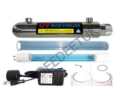 ชุดหลอด UV 6 Watt