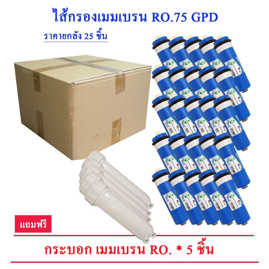 Membrabe 75 G. 25 ไส้ ซื้อ ยกลัง
