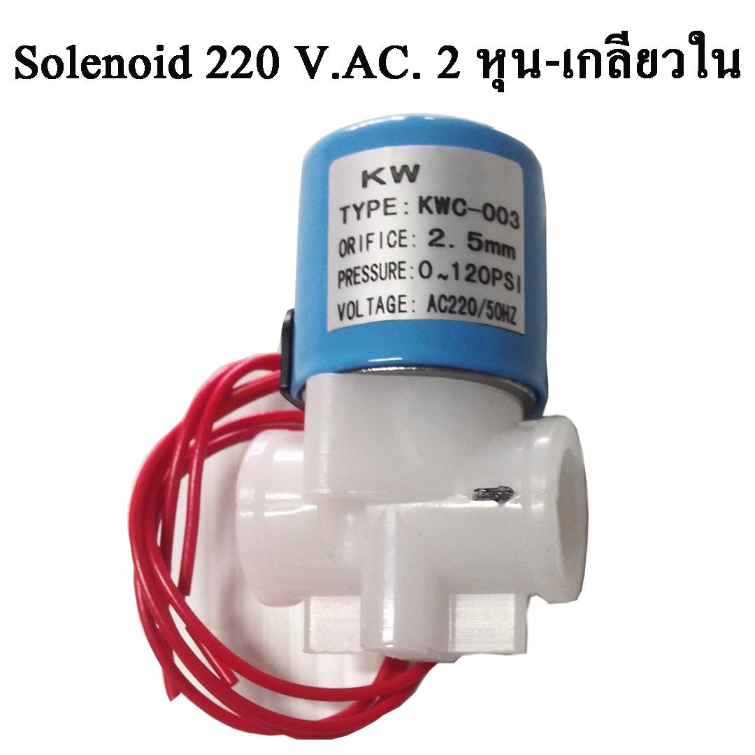 SOLENOID 220 V